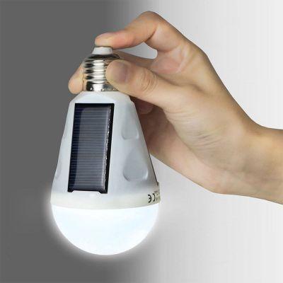 Été - Ampoule Solaire avec LED