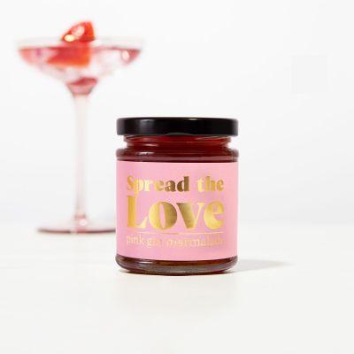 Cadeau pour sa copine - Marmelade Pink Gin