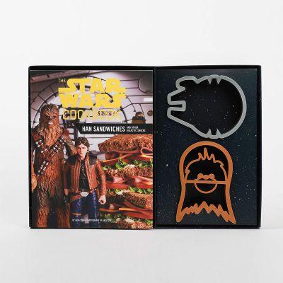 Livre de recettes Star Wars