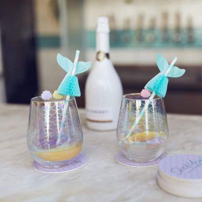Été - Verres à Cocktail Magical Sea