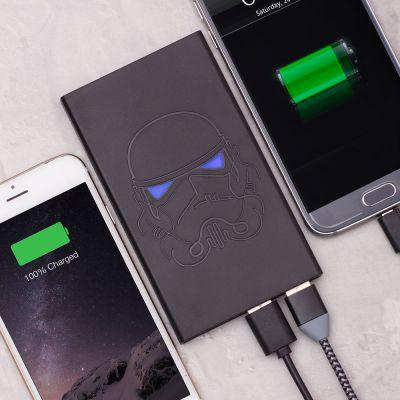 Gadgets & High-Tech - Batterie Externe Stormtrooper avec LED