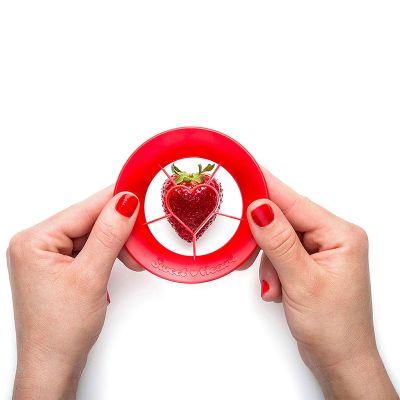 Cadeau fête des mères - Coupe-Fraise Sweet Heart
