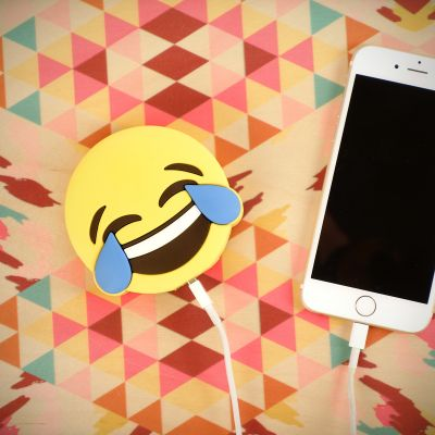 Gadgets & High-Tech - Chargeur pour Smartphone - Émoticône