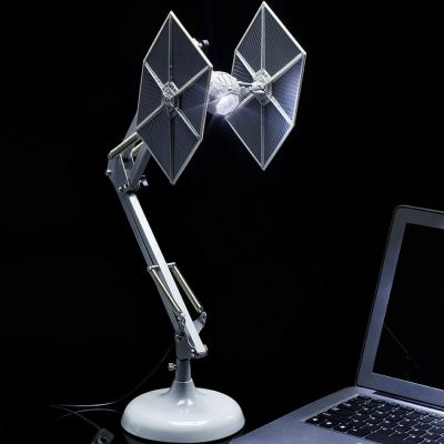 Cadeau 20 ans - Lampe de Bureau Star Wars Tie Fighter
