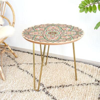 Décoration & Mobilier - Petite Table d'appoint Mandala