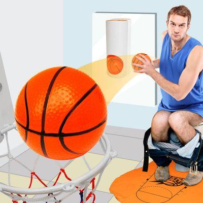 Jeux & Farces - Set de Basket-ball pour les Toilettes