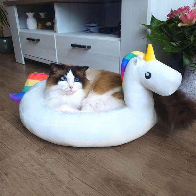 Décoration & Mobilier - Panier pour chat et chien Licorne