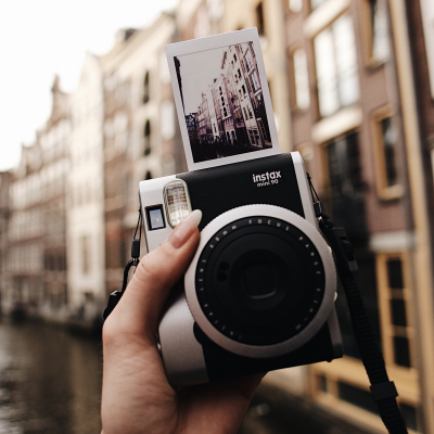 Appareils photo & Photos - Appareil photo instantané - Fuji Instax Mini 90 Neo Classic