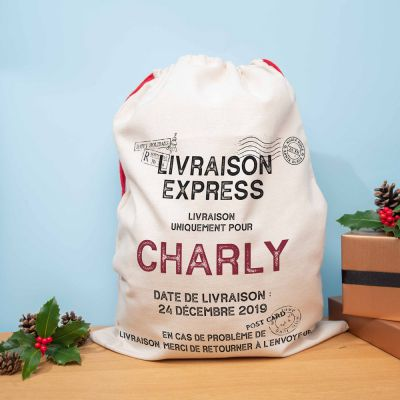 Produits exclusifs - Sac de Noël avec 9 Lignes