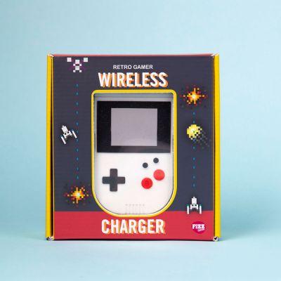 Gadgets & High-Tech - Chargeur Rétro Gamer sans fil