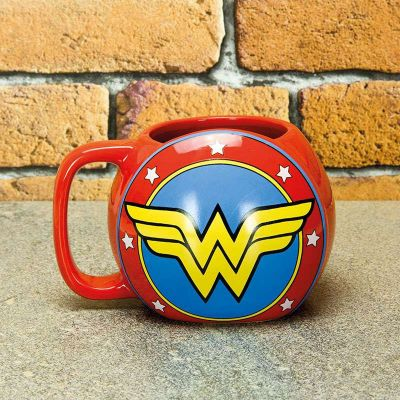 DC Comics - Tasse Bouclier Wonder Woman