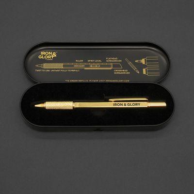Cadeaux de Noël pour Papa - Crayon Multi-outils Iron & Glory
