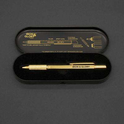 Cadeau papa - Crayon Multi-outils Iron & Glory