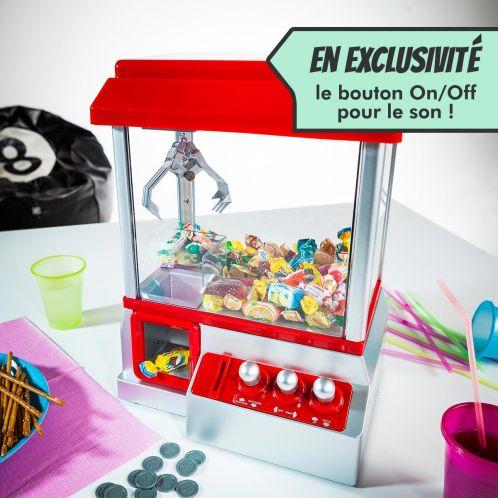 Cadeau anniversaire - Distributeur de bonbons Candy Grabber