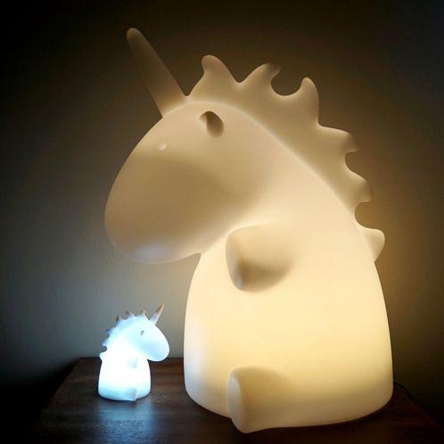 Idée cadeau - Lampe Géante Licorne