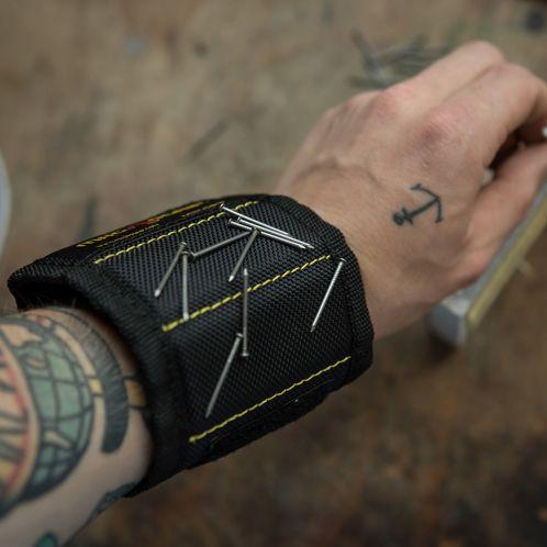Idée cadeau - Bracelet Magnétique Magnogrip