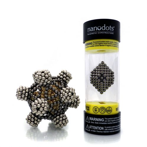 Cadeau anniversaire - Billes magnétiques Nanodots