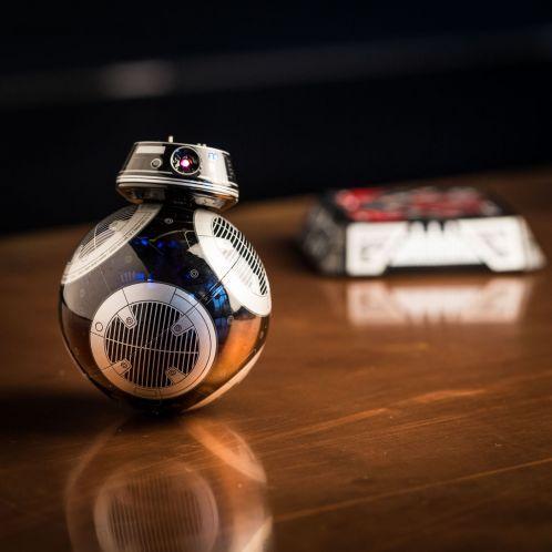 Cadeau de Noël - Droïde Star Wars BB-9E Sphero